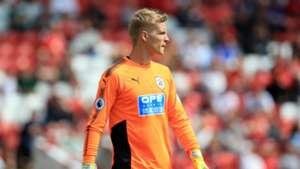 Jonas Lossl Huddersfield Town