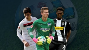GFX INFO BUNDESLIGA YOUNGSTER