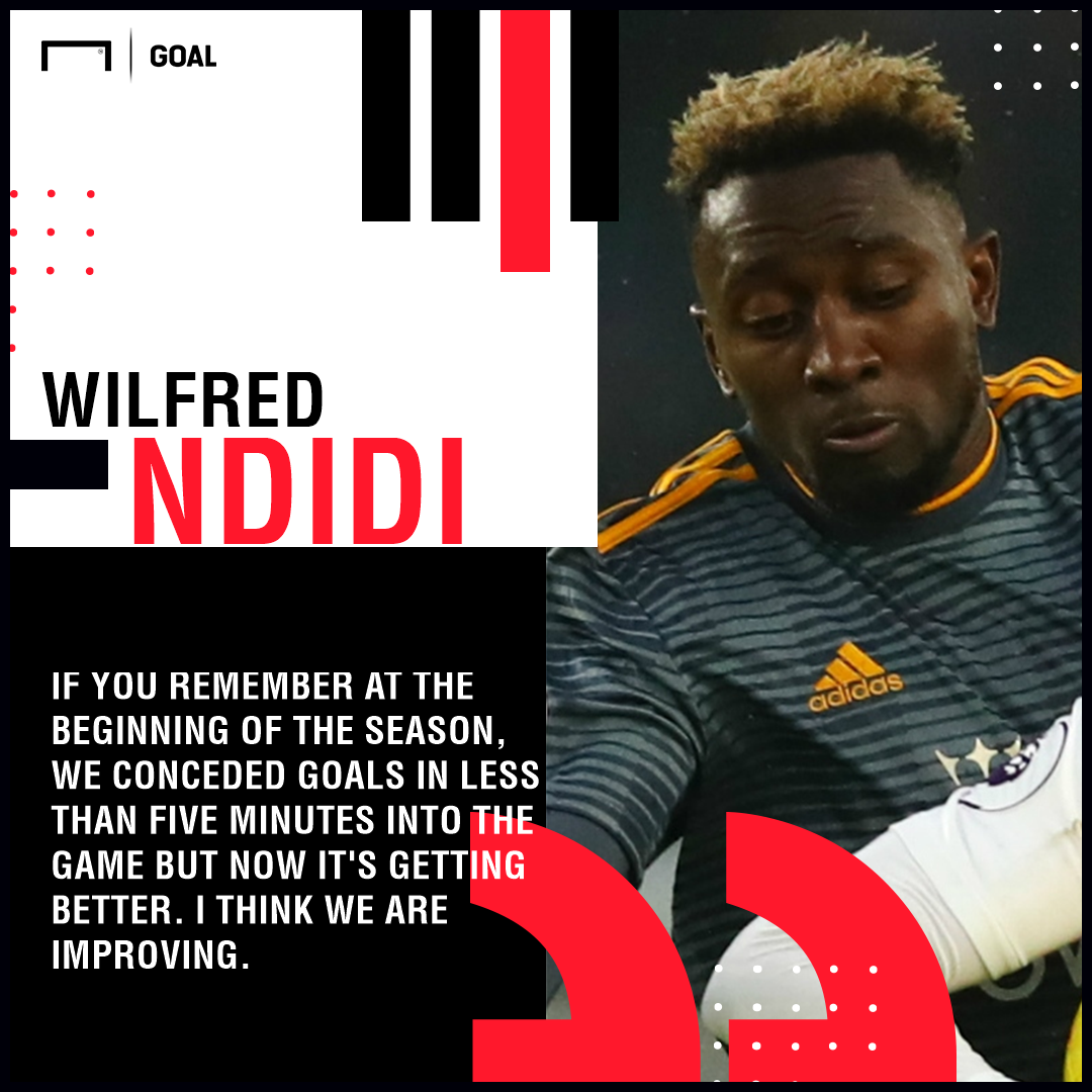 Wilfred Ndidi ps