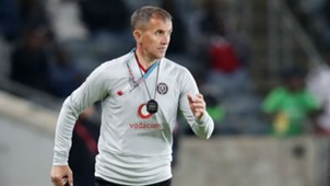 Milutin Sredojevic, Orlando Pirates, August 2018