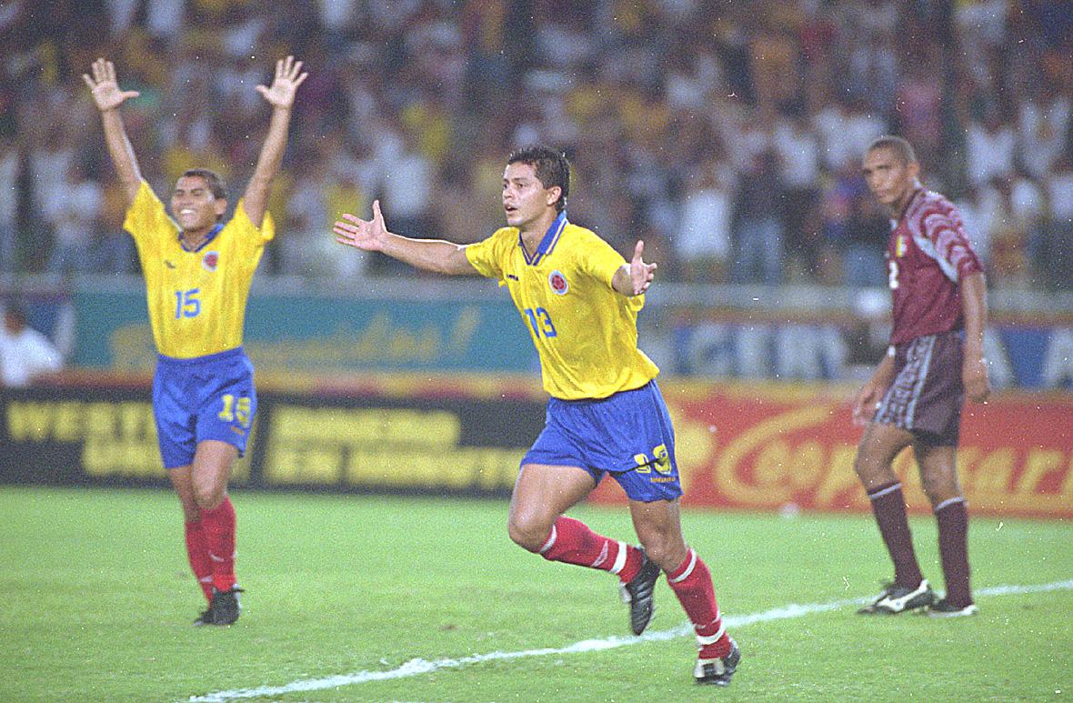 Wilmer Cabrera - Colombia