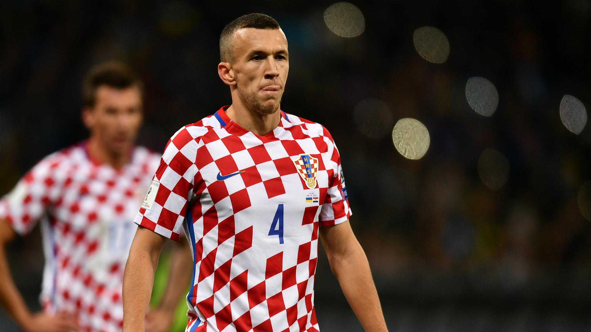 Ivan Perisic Croatia World Cup 2018