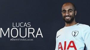Lucas Moura Tottenham Hotspur