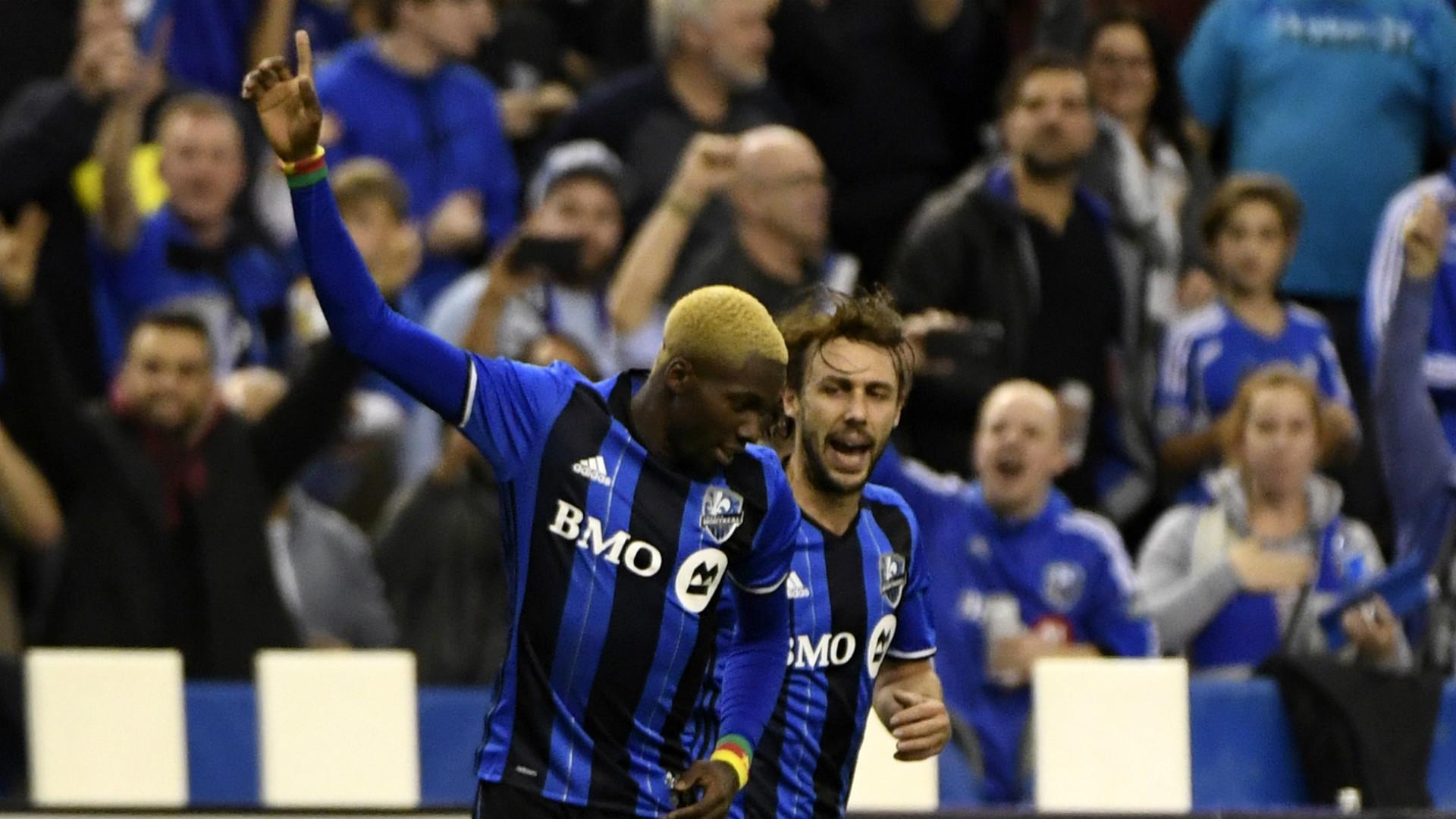 Ambroise Oyongo Marco Donadel Montreal Impact