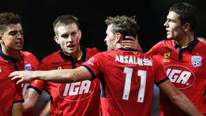 Johan Absalonsen Adelaide United