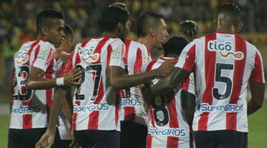 Junior de Barranquilla gol 2018