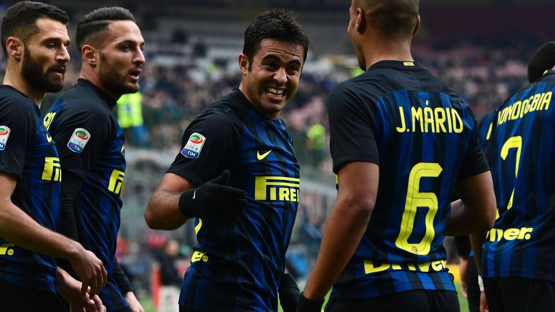 Eder Inter Empoli Serie A