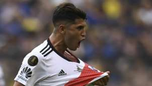 Exequiel Palacios River Plate 2018