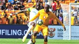 Anthony Laffor, Sundowns & Lebogang Manyama, Kaizer Chiefs, January 2019