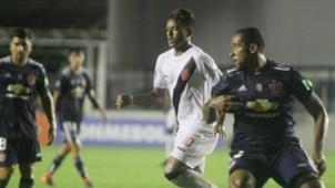 Evander Vasco Universidad Chile Copa Libertadores 13032018