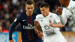 Jonathan Delaplace Giovani Lo Celso PSG Caen Ligue 1 20052017