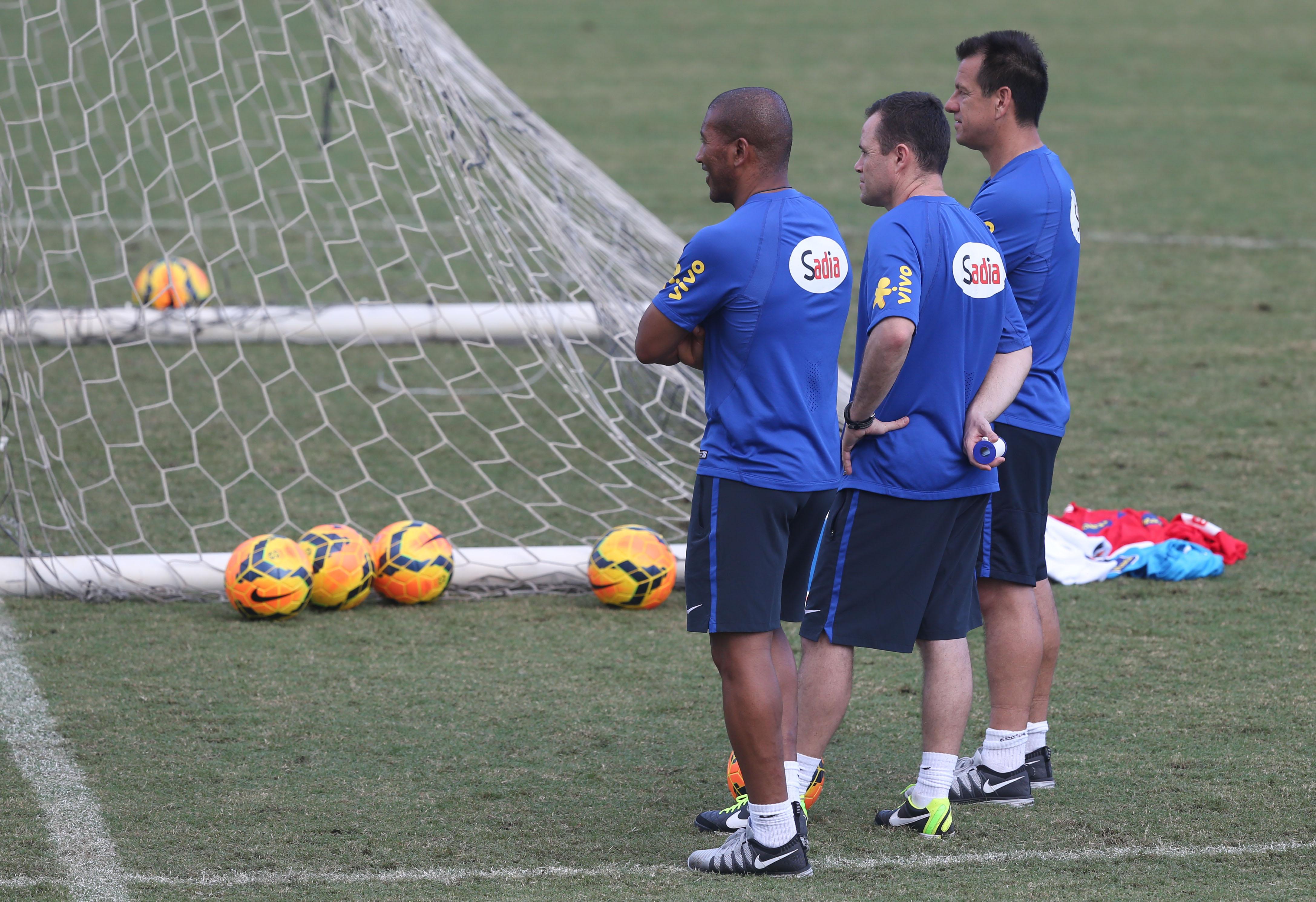 Mauro Silva Dunga Brazil 04092014