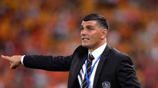 John Aloisi Brisbane Roar v Sydney FC A-League 19112016