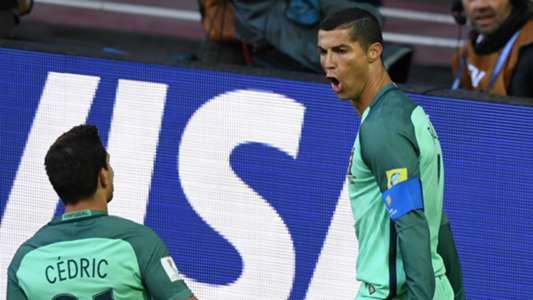 Cristiano Ronaldo Cedric Portugal 21062017