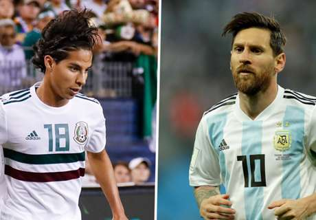 'Mexican Messi' Lainez has no issue with Leo comparisons