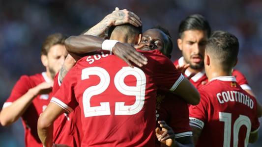 HD Dominic Solanke Liverpool celebrate