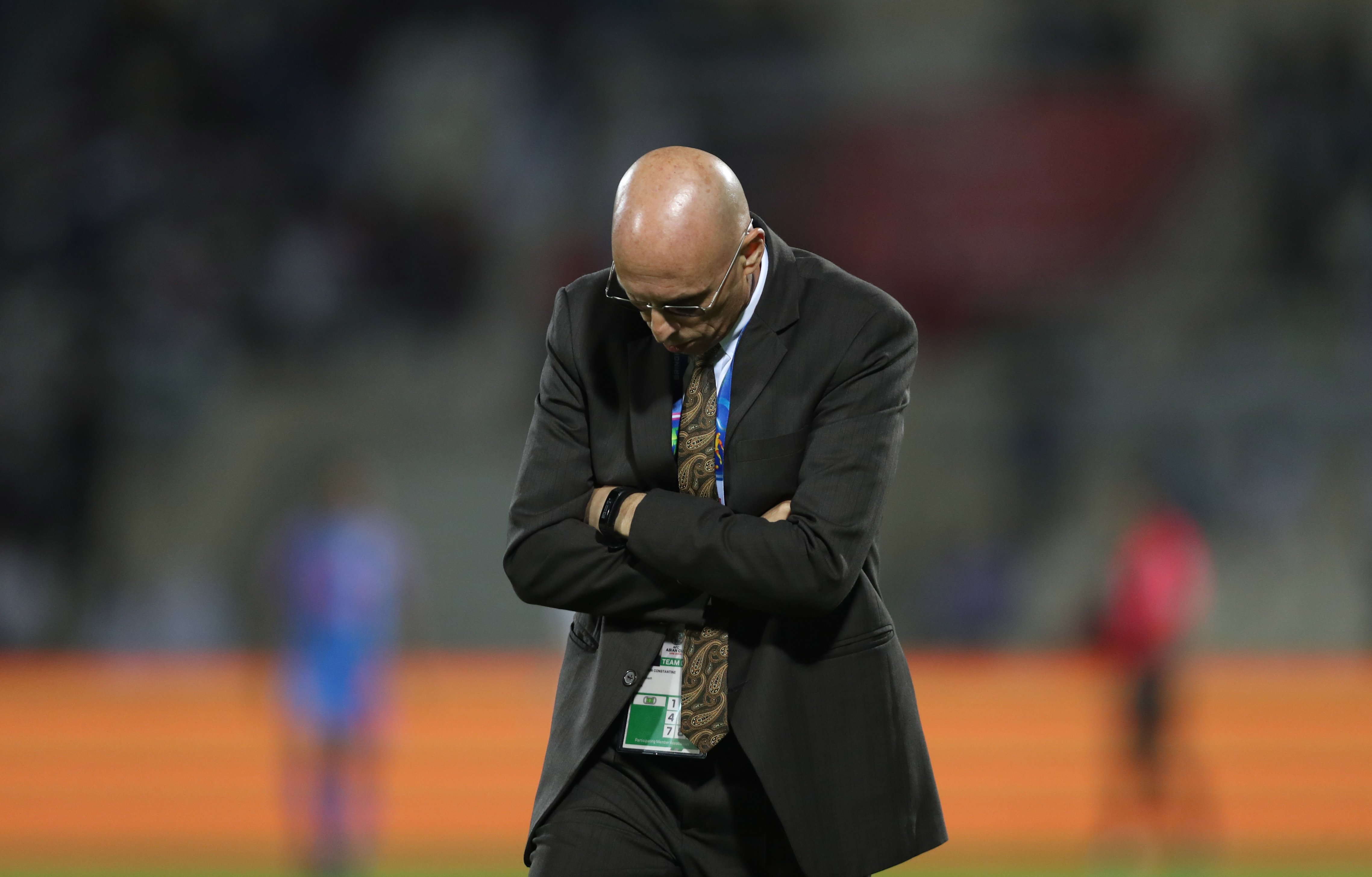 Stephen Constantine India Bahrain Asian Cup 2019