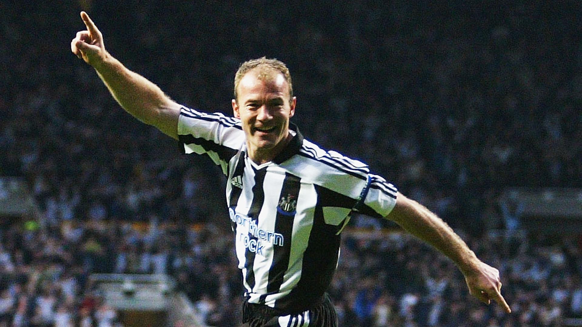 Alan Shearer Newcastle United 2004