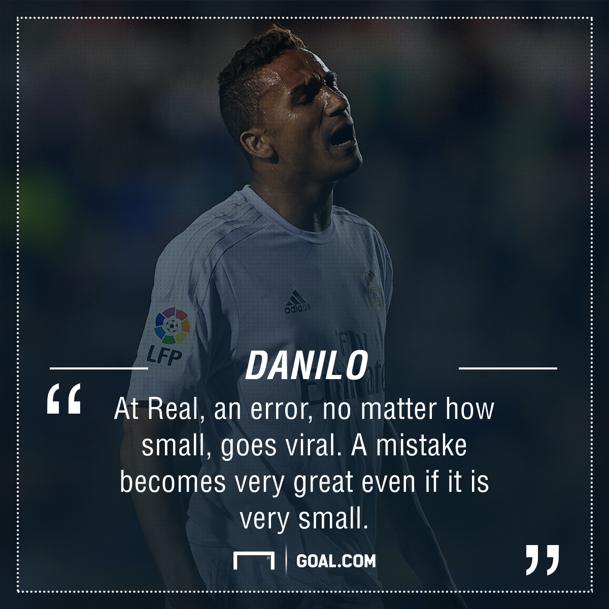 Danilo Real Madrid PS