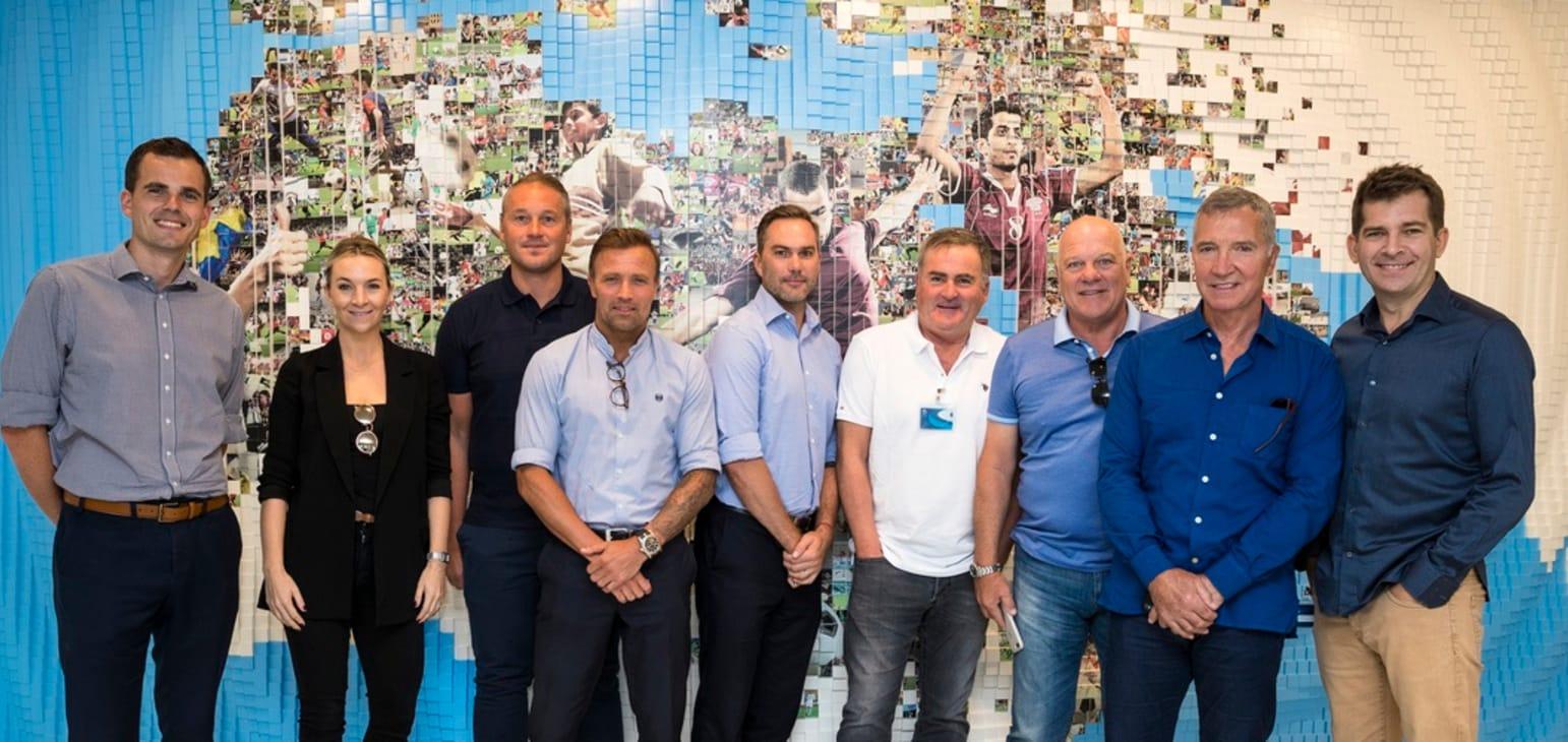 Graeme Souness; Qatar SC visit