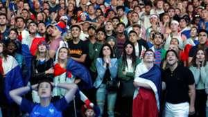 Francia tifosi
