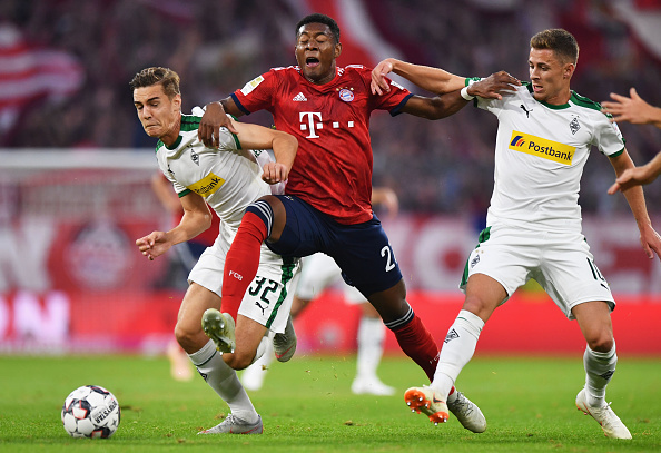 Bayern Gladbach