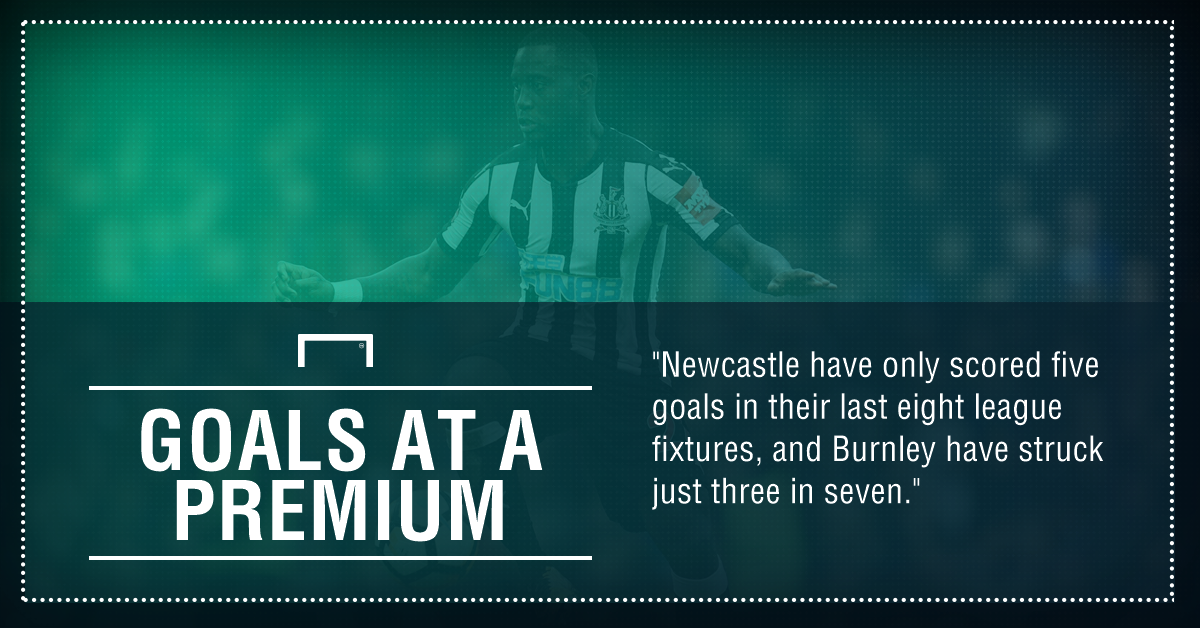 Newcastle Burnley graphic