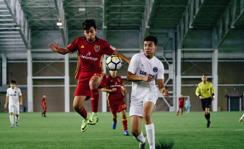 Luis Arriaga Real Salt Lake