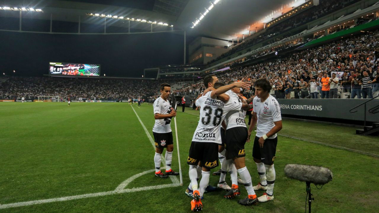 Corinthians - Arena Corinthians - 10/05/2018
