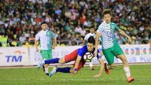 Dominic Tan, Johor Darul Ta'zim, Melaka United, Super League