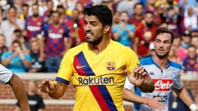 Luis Suarez Barcelona 2019-20