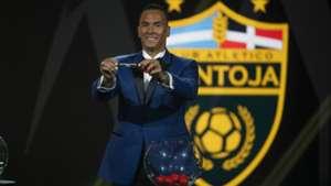 Blas Perez Concacaf Champions League draw