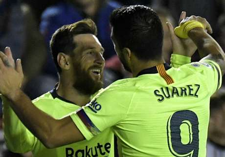 Messi sets new Barca record in scintillating Levante display