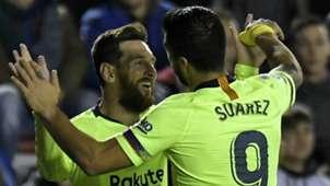 Lionel Messi Barcelona 2018-19