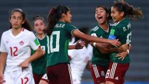 Selección mexicana femenil Sub 17 281118