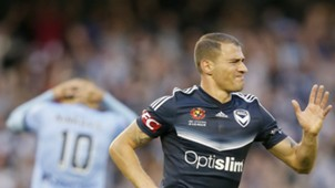 James Troisi Melbourne Victory v Sydney FC A-League 26012017