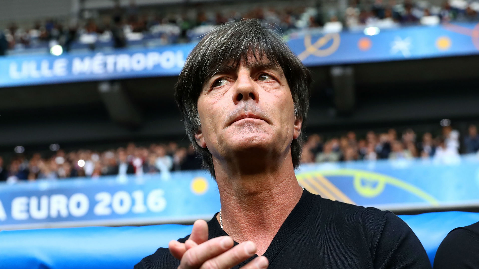 Joachim Low Euro 2016 Germany v Slovakia