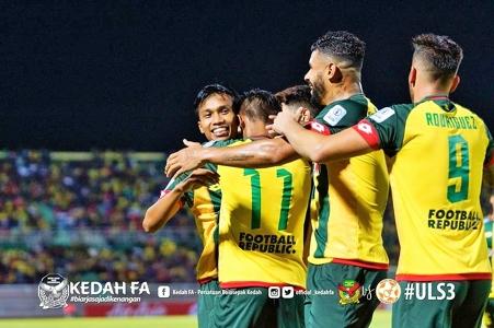 Liga Super 2019 LIVE: Perak vs Terengganu FC