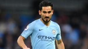 Ilkay Gündogan Manchester City 09052018