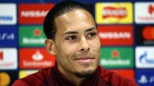 FC Liverpool Virgil van Dijk
