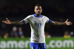 Dani Alves Brasil Bolívia Copa América 14062019