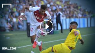 Nantes Monaco Ligue 1 2018