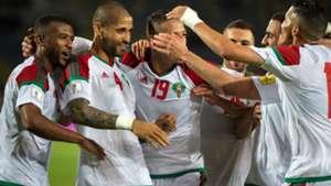 Morocco international team 2018