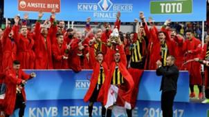 Vitesse celebrates KNVB Cup 053017