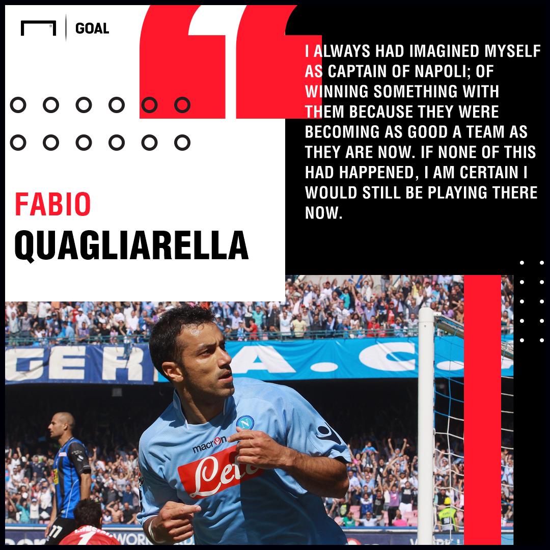 Fabio Quagliarella Napoli captain PS