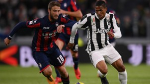 Douglas Costa Juventus Crotone Serie A