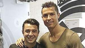 Cristiano Ronaldo Rodrigo Tello
