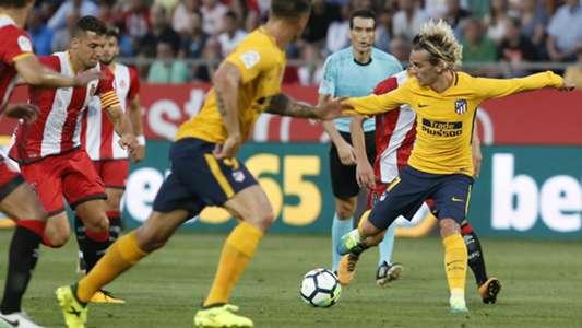 Antoine Griezmann Girona Atletico Madrid