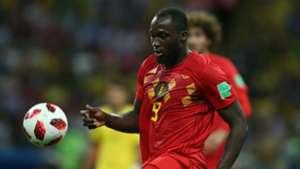 Romelu Lukaku Belgium World Cup 2018