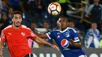 Juan Camilo Salazar Millonarios Copa Libertadores 2018